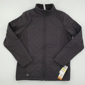 IDEOLOGY ID WARM QUILTED ACTIVE JACKET BRO…